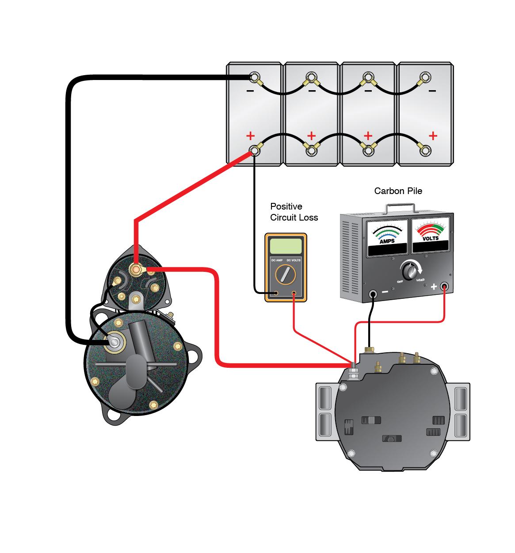 delco starter solenoid wiring diagram mercruiser starter