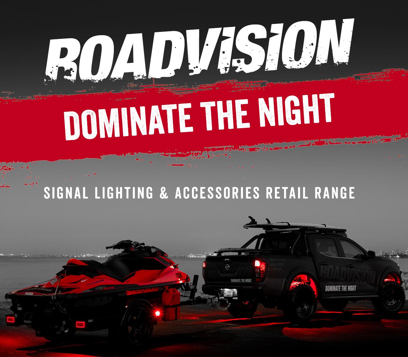 Roadvision - 2019 Signal Lighting Retail Range