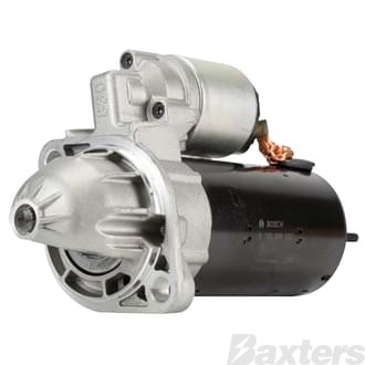 Starter Bosch 2.2kW 12V 9T 35mm CW Suits John Deere