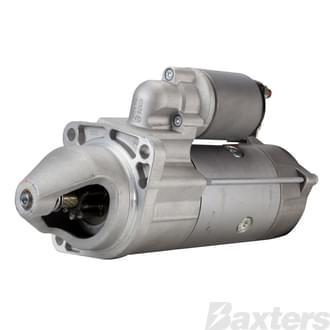 Starter Bosch 3.0Kw 12v 9T 34mm CW Suits Deutz