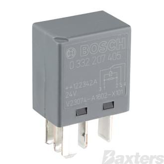 20 A Bosch Automotive 0332017300 4 Pins Normal Open Micro Relays 12 V