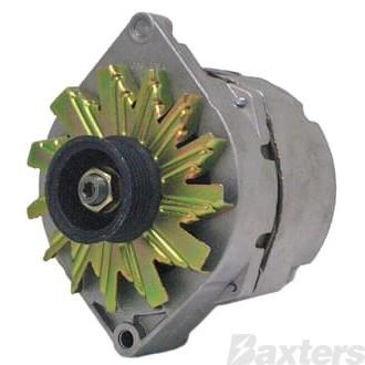 Alternator Delco Type 17SI 12V 108Amp