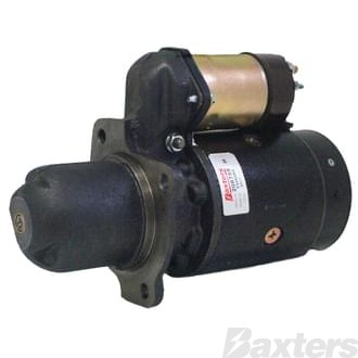 Starter Delco Type 10MT 1.4kW 12V 10T 32mm CW Suits Hyster Lift Trucks
