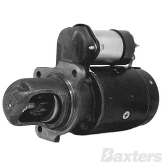 Starter Delco Type 10MT 2.3kW 12V 9T 36mm CW Suits Hyster Lift Trucks
