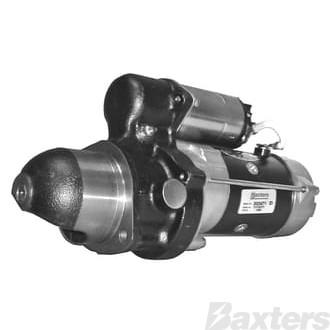 Starter Delco Type 28MT 2.5kW 12V 10T 32mm CW Clarke, John Deere, Suits Bobcat