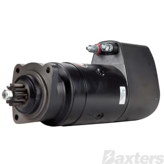 Starter BoschType KB 6.6KW 24V 11T 40mm CW Suits Volvo