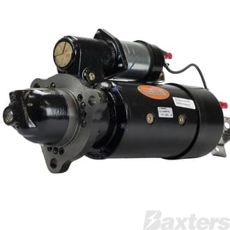 Starter Delco 42MT 7.8kW 24V 12T 46mm CW Suits Caterpillar 3304 3306 Kenworth
