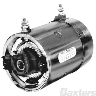 Motor Prestolite Type 12V 2 Term Reversible Heavy Duty MMQ4003A MUV6203