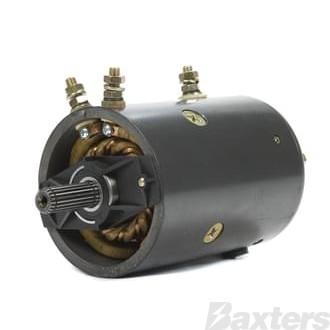 Motor Prestolite Type 20 Spline 12V 1.6kW CW/CCW