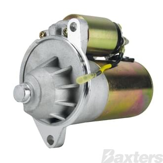Starter Motorcraft Type 1.4kW 12V 10T 27.6mm CW Suits Ford V8 Automatic Transmission Only Gear Reduction