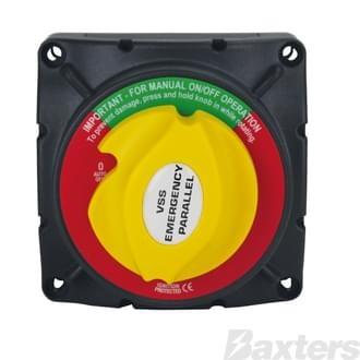 Voltage Sensitive Switch 12/24V 500A