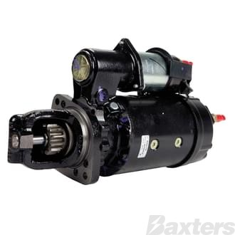 Starter Delco 41MT 7.3kW 24V 12T 46mm 3.18mm Off Set CW Suits Caterpillar