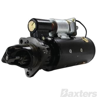 Starter Delco 50MT 9.0kW 24V 11T 56mm CW Cummins Detroit Suits Caterpillar