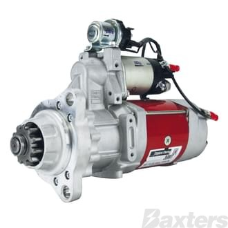 Starter Delco 39MT 9.0KW 24V 12T 46mm CW Cummins Isb Isc Suits Volvo D12