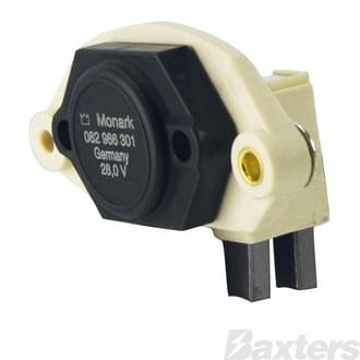 Genuine Monark Diesel. Bosch European Style 24V Internal Regulator