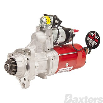 Starter Delco Dual Earth 39MT With Smart IMS 9.5kw 24V 11T 56mm CW Suits Caterpillar C12 C13 C15 Detroit S60 Mack E7 Cummins Ism ISX