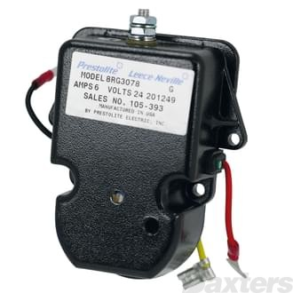 Regulator Prestolite 24V Warning Light BLD 8LH