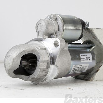 Starter Delco Type 1.2kW 12V 9T 25mm CW Suits Holden Astra Sri Vectra Z22SE
