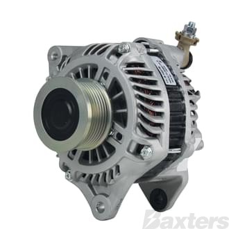 Alternator Mitsubishi Type 12V 130A Suits Nissan Navara D40 Pathfinder R51 2.5l Diesel