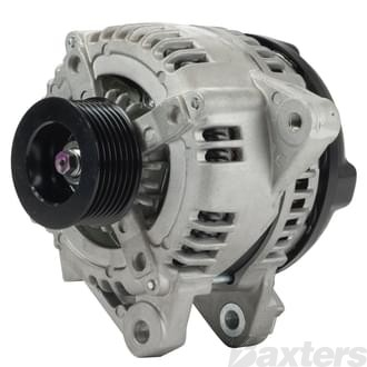 Alternator Denso Type 12V 100Amp Suits Toyota Camry 04-07 2.4L 2AZ-FE 4 pin regulator