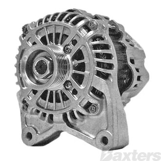 Alternator Mitsubishi 12V 110Amp Suits Ford AU BA  6 Cyl
