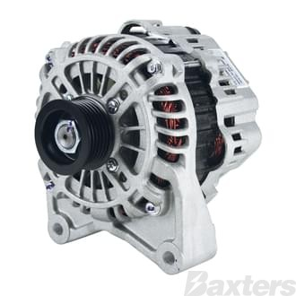 Alternator Mitsubishi Type 12V 110Amp Suits Ford AU 6 Cyl