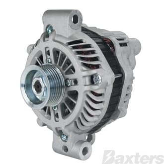 Alternator Mitsubishi Type 12V 100Amp Suits Holden Commodore VE V6