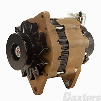 Alternator Hitachi Type 12V 70Amp E Coated Vac Pump Suits Rodeo Jackeroo 4JA1 4JB1