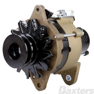 Alternator Denso Type E Coated 12V 100Amp W/P Suits  Hilux
