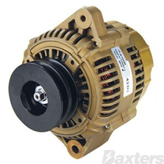 Alternator Denso Type 12V 150Amp E-Coated Suits Toyota Landcruiser 1HZ 1PZ 1 1HD-T Diesel Engines