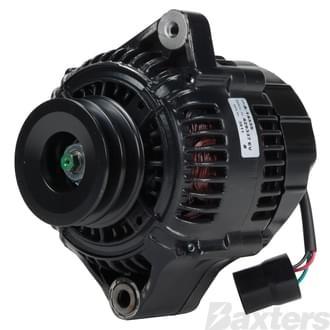Alternator Denso Type 12V 110Amp Suits Landcruiser 1HZ 1PZ 1 HD1-T Diesel Engines