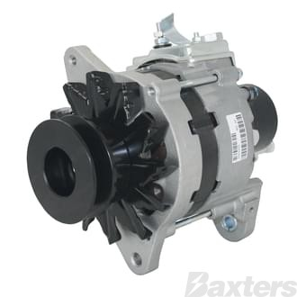 Alternator Denso Type 12V 80A Suits Landcruiser HJ47 HJ60 HJ70 HJ75 2H Diesel Internal Regulator Only