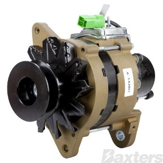 Alternator Denso Type E Coated 12V 120Amp Suits Landcruiser HJ47 HJ60 HJ70 HJ75 2H Diesel Internal Regulator