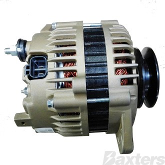Alternator Hitachi Type E Coated 12V 130Amp Suits Nissan Patrol Turbo
