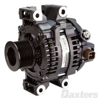 Alternator Denso Type 12V 130Amp Suits Toyota Landcruiser 200Series 1VD-FTV E-Coated
