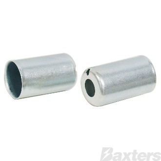 Atco Alloy Ferrule #6 Fitting Packet Of 10
