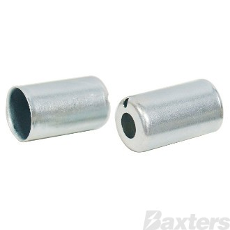 Atco Alloy Ferrule #8 Fitting Packet Of 10