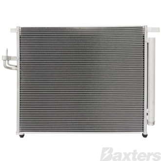 Condenser Denso FTF  Ford Ranger Mazda BT50 PX 2.2 / 2.5 / 3.2 11-On