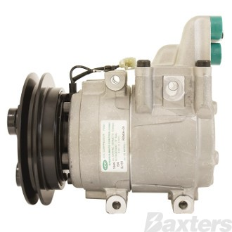 Compressor HCC Suits Mazda BT50 08/06-On Ford Ranger 12/08-On 2.5 2.6 4.0L 02-On Courier