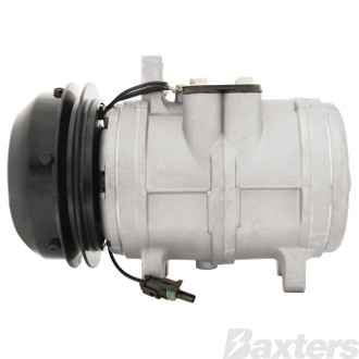 Compressor Suits John Deere Tractor 6E171 (Manifold To Suit A08-9386)