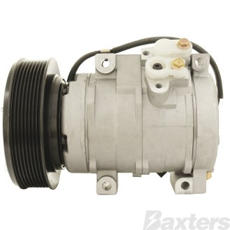 Compressor Suits Caterpillar 10SC17C 24V 8PV 5.5In Dustcover 447260-8391