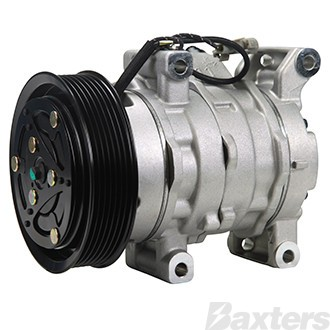 Compressor Denso Type Suits Toyota Hilux KUN 3.0L Diesel 4/05 - On 10S11C