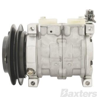 Compressor Denso Suits Hino FD 03- 10S13C 24V 1GB 135mm 447180-2913