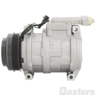 Compressor Denso Suits International Iveco Truck 10PA17C 24V 4PV 125mm 447170-5430