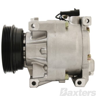 Compressor Denso Suits Iveco Daily II 2.8L TD 5/99- SC08C 12V 4PV 110mm 57067-5200 447220-6970