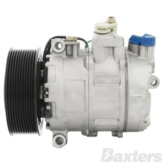 Compressor Denso Type Suits Mercedes Actros Truck 7SBU16C 24V 11PV 135mm Will Replace 9PV 10PV