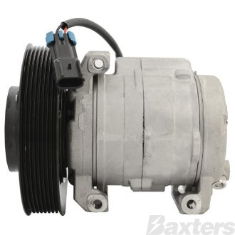 Compressor Aftermarket Denso Type Suits Western Star Freightliner 10S15C 12V 8PV 165mm 22-65771-000