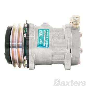 Compressor Sanden 7866 Suits Universal SD7H15 24V 2GA 132mm VOR Ear Mount JE Head 8042
