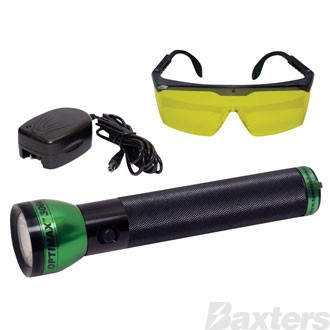 Tracerline Optimax 3W Led Rechargeable Uv Torch
