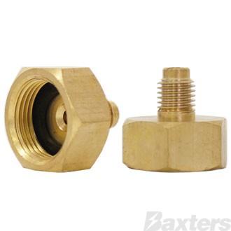 Cylinder Adaptor R134a